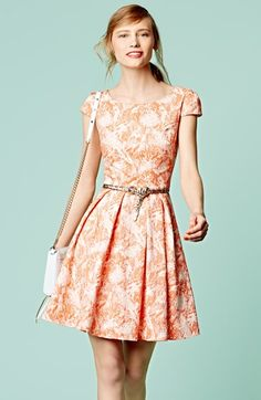 Cute little fit & flare dress