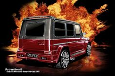 Mercedes-Benz G streetline 65 on basis G63/G65 AMB by A.R.T with 749 PS (739 hp) #mbhess #mbcars #mbtuning  #ART