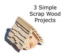 Scrap Wood Projects: 3 Simple Ideas