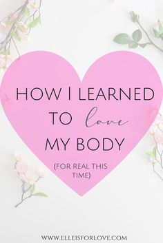 Learn to love and appreciate your body is the foundation to build a healthy and positive relationship with yourself. Find out 3 ways that you can practice self-love towards your body every day so that you can free yourself of the negativity and build your confidence.