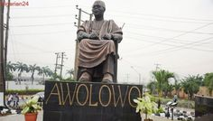 Lagos government says Awo's statue an artwork, not photograph