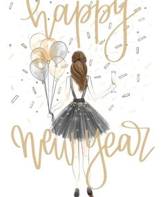 22 New Wallpaper Happy New Year Gallery Happy New Year Images, Happy New Year Greetings, Happy New Year 2020, New Year Wallpaper, Iphone Wallpaper, Wallpaper Quotes, New Year Anime, Positive Energie, New Year Art