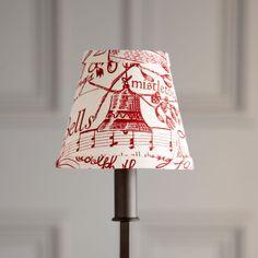 Ballard designs chandelier shades dining room pinterest holiday script chandelier shade aloadofball Gallery