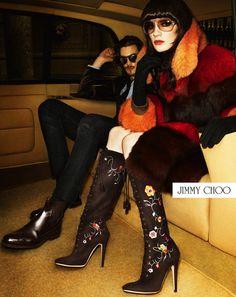 Elegance item: shoes. Jimmy Choo