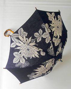 浴衣柄 菊
