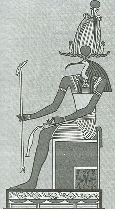 Thoth, moon god who not only provides light at night, allowing time to still be measured without the sun, but its phases and prominence gave it a significant importance in early astrology/astronomy. Thoth gradually became seen as a god of wisdom, magic, and the measurement and regulation of events and of time.[36] He was thus said to be the secretary and counselor of the sun god Ra, and with Ma'at (truth/order) stood next to Ra on the nightly voyage across the sky.  from wikimedia commons