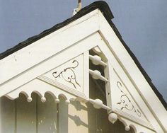 Carpenter Gothic Gable