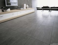 Matrix Collection - suitable slip rating with flashes of shine over the body of the tile