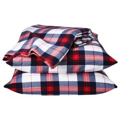 Holiday Flannel Sheet Set