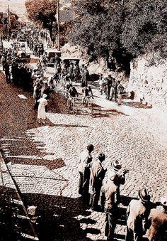 Calçada da Carriche 1934