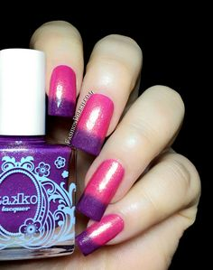 Fashion Polish: Takko Lacquer picture spam (and restock info!)