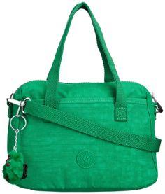 Kipling Womens Emoli Shoulder Bag Cactus Green