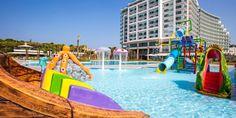Sezonul estival 2018 la mare pe litoral in Kusadasi la Hotel Amara Sealight Elite de 5 stele din Turcia