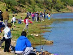 Una Tierra Diferente - Sitio Oficial de Turismo de Entre Rios - Se realizó el 1º Torneo de Pesca Infantil en Santa Elena