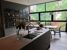 Espectacular cocina en Chelsea NYC