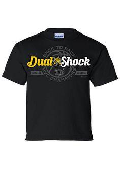 Wichita State Shockers 2015 MVC Champions Youth Short Sleeve Tee http://www.rallyhouse.com/wichita-state-shockers-kids-black-dual-shock-short-sleeve-t-shirt-8090372?utm_source=pinterest&utm_medium=social&utm_campaign=Pinterest-WSUShockers $18.99