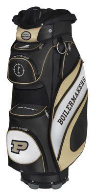 Purdue Boilermakers The Bucket Cooler Golf Bag