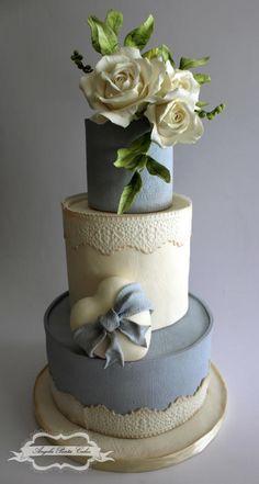 My birthday cake!! by Angela Penta