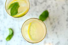 Chá de Gengibre com Limão | Cozinho, logo Existo