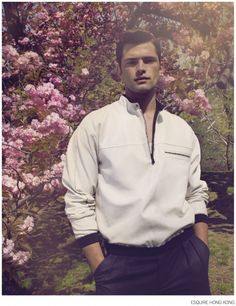@Seanopry55 is The Leading Man for Esquire Hong Kong Fashion Editorial image Sean OPry Esquire Hong Kong Fashion Editorial 001 800x1040