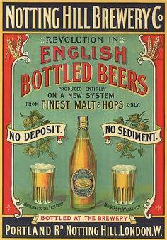 vintage Advertising poster.  www.robertsharpassociates.com - Creative Solutions by Sharp Minds.