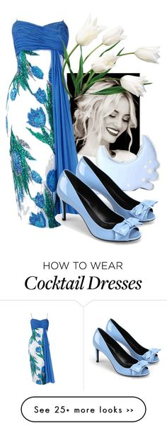 """""""cocktail casual"""" by pixie-lheureux on Polyvore featuring Gucci"""