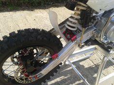 modded crf 110 from the uk   PlanetMinis Forums Motorcross Bike, Motocross, 110 Dirt Bike, Pit Bike, New Honda, Black Rims, Rear Ended, Sump, Road Bike