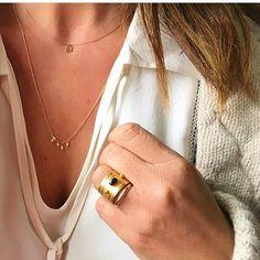 | TASSIA CANELLIS x EMMA & CHLOÉ | Merci @emma_littleworld 👍🏻👌🏻 #tassiacanellis #2017 #jewelry #bijoux #necklace #collier #twenties #pearl #waterfresh #box #emmaetchloe #march #mars #goodmorning #wednesday #picoftheday #emma_littleworld