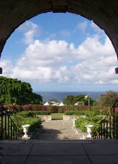 "Rachel Webb sent us this view from Rose Hall Great House in Montego Bay. "" My heart is in Jamaica."""