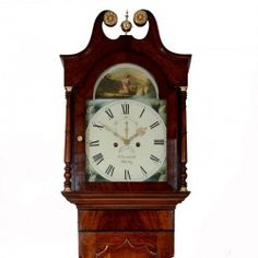 Turnbull Grandfather / Longcase Clock
