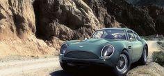 Aston Martin DB4 Zagato GT