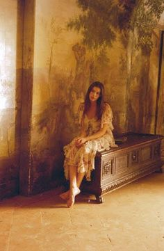 Stealing Beauty (from the film - loved)
