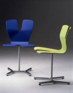 Kromosom chair - Arkkitehtuuritoimisto Valvomo OyArkkitehtuuritoimisto Valvomo Oy Shapes, Steel, Chair, Inspiration, Design, Home Decor, Biblical Inspiration, Decoration Home, Room Decor