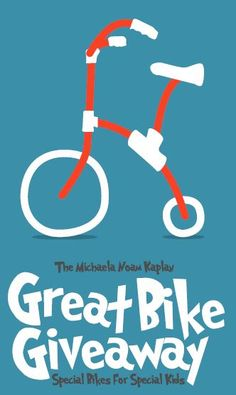 The 4th Annual Great Bike Giveaway! - pinned by @PediaStaff – Please Visit  ht.ly/63sNt for all our pediatric therapy pins