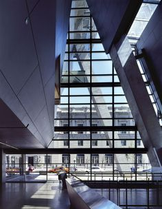Federal Building | San Francisco, California | Morphosis Architects | photo © Roland Halbe