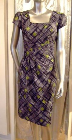 Made using original 1950's fabric from a modern retro pattern.