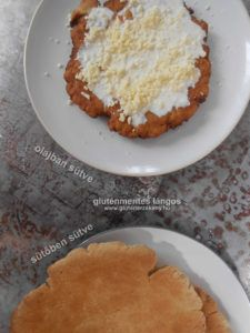 gluténmentes lángos alternatív lisztekkel Pancakes, Pie, Breakfast, Torte, Morning Coffee, Cake, Fruit Cakes, Pancake, Pies