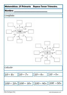 Math Worksheets, Worksheets For Kids, Class Mates, School Frame, Teacher Hacks, Teaching Materials, Mathematics, Diagram, Classroom