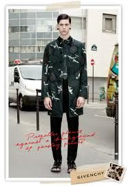 givenchy men spring ad campaign