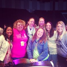 "Via @Tracy Williams - ""Had a blast #leadingandlovingit !!! I'm so inspired and ready to go with God!!!"""