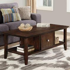 Acadian Coffee Table