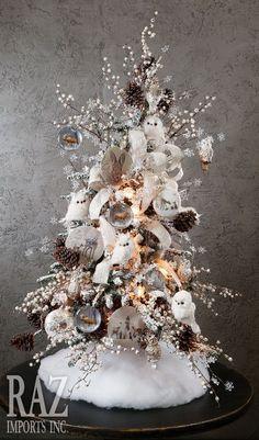 Winter Woodlands #2 Christmas Tree