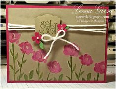 A La Cards: Get Well Petals