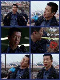 So happy to see #Snarky Sgt. Wu in last night's #Grimm