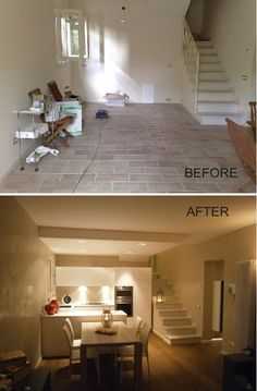 Ideas For Basement Remodel Bedroom House Plans Cheap Bathroom Remodel, Basement Remodel Diy, Basement Remodeling, Home Room Design, Interior Design Living Room, House Design, Interior Design Presentation, Small House Decorating, Condo Living