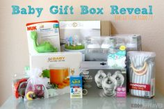Kiddo Approved: Baby Gift Box Reveal!