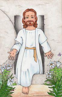 susan fitch design: Jesus is Risen
