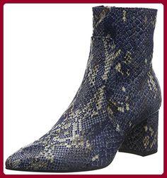 Tamaris Damen Stiefel, Blau Azul Azul Größe: 42