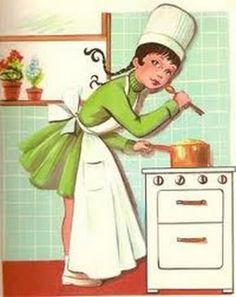 Συνταγές, αναμνήσεις, στιγμές... από το παλιό τετράδιο...: Μυστικά της νοικοκυράς!