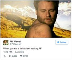 31 Hilarious Tweets About Eating Healthy That Will Get You Every Time